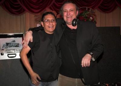 DJs Miguel Angel (Hamburg) & Manu (Wuppertal)